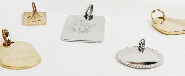 gravure de bijoux et photogravure Lorient